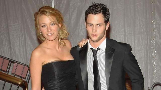 Det er ikke bare gossip at Blake og Penn er sammen i virkeligheten. (Foto: AP Photo/Evan Agostini)