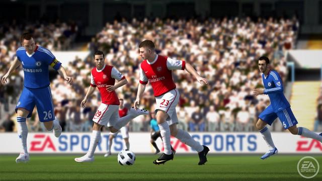 FIFA11. (Foto: EA)