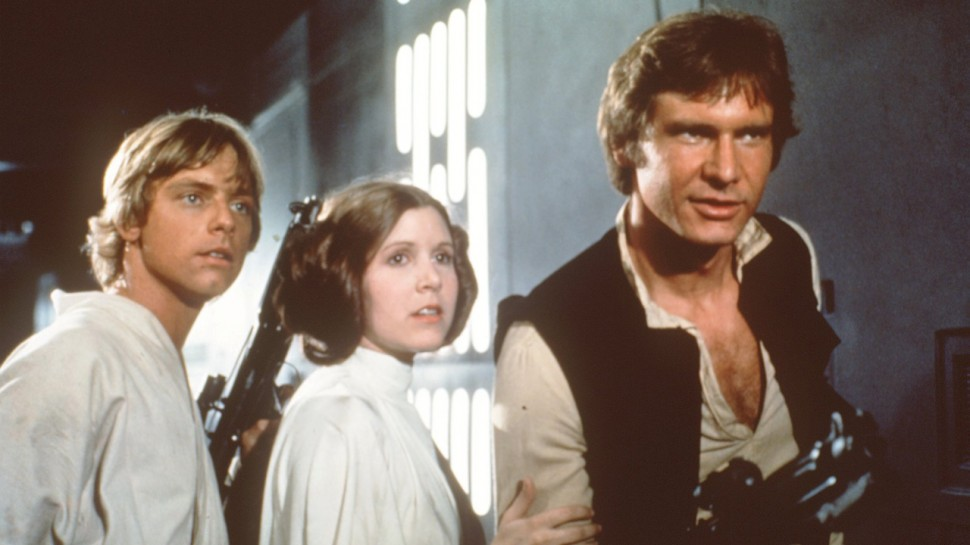 Star Wars IV: A New Hope. (Foto: Twentieth Century Fox Norway AS)