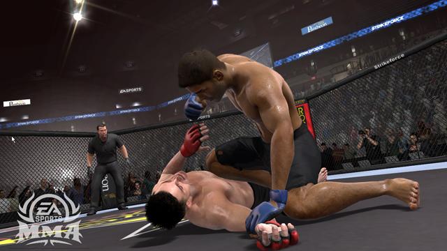 MMA. (Foto: EA)