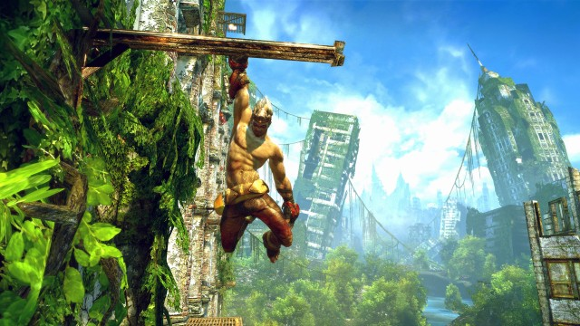 Enslaved: Odyssey to the West. (Foto: Namco Bandai)