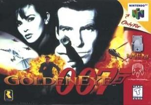 GoldenEye007 - box art. (Foto: Nintendo)