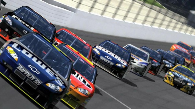 Du kan også kjøre NASCAR i Gran Turismo 5! (Foto: Sony Computer Entertainment)