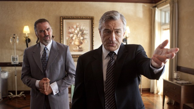 Jeff Fahey og Robert De Niro i Machete. (Foto: Walt Disney Studios Motion Pictures Norway)
