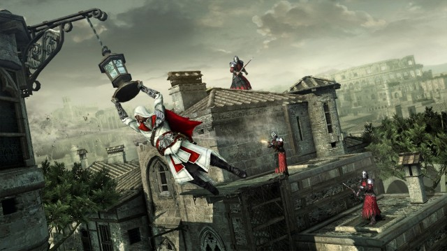 Assassins Creed Brotherhood. (Foto: Ubisoft)