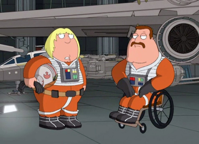 Laugh It Up Fuzzball: The Family Guy Trilogy (Foto: SF Norge AS)