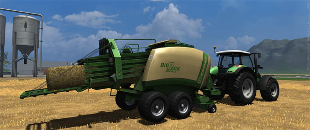 Farming Simulator 2011 (Foto: GIANTS Software)