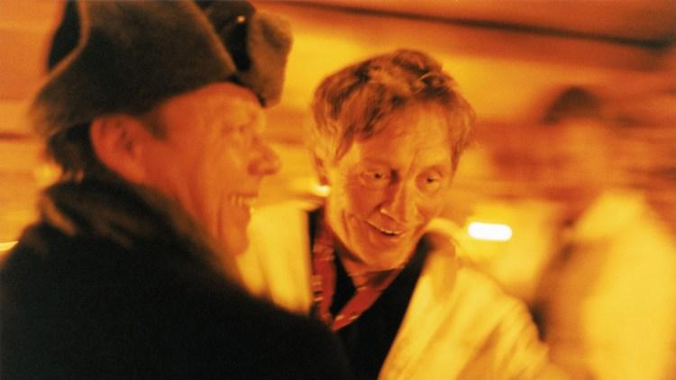 Scene fra Når nettene blir lange. (Foto: Europafilm)