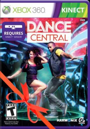 Dance Central - julecover. (Foto: Microsoft)