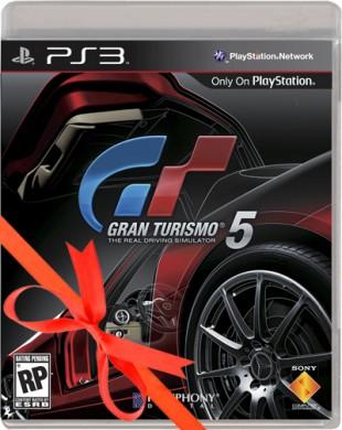 Gran Turismo 5 - julecover. (Foto: SCEE)