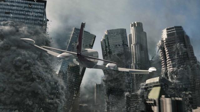 2012 er en av katastrofefilmene som får den tvilsomme æren av å være på ukas topp 5-liste. (Foto: Columbia Pictures)
