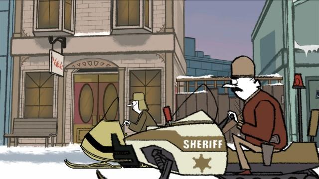 Puzzle Agent (Foto: Telltale Games Inc.)