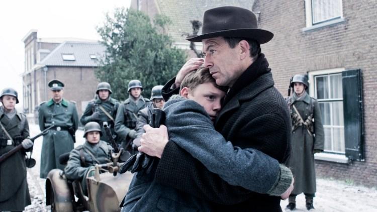 Martijn Lakemeier og Raymond Thiry i Vinterkrig. (Foto: Isabella Films B.V.)