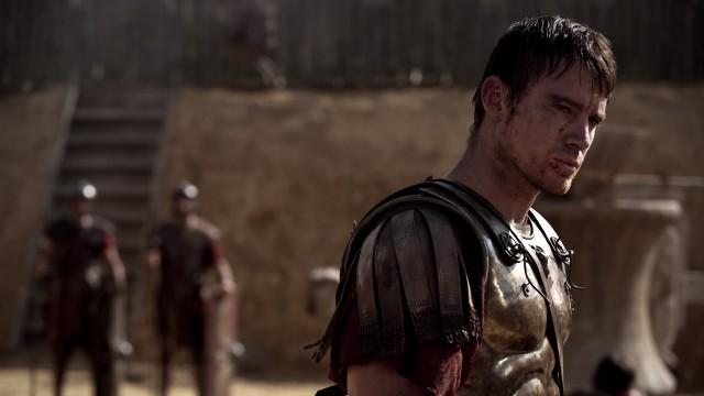 Channing Tatum spiller romersk offiser i The Eagle (Foto: Nordisk Film Distribusjon AS).