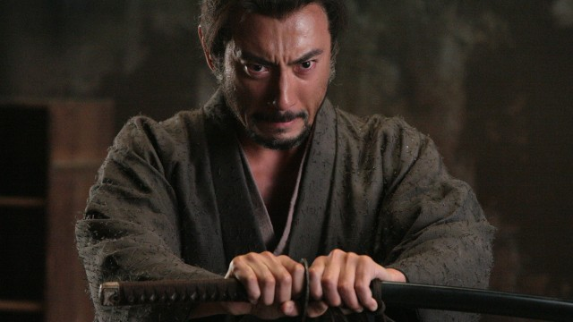 Scene fra Takashi Miikes nye film Ichimei (Foto: Hanway Films)