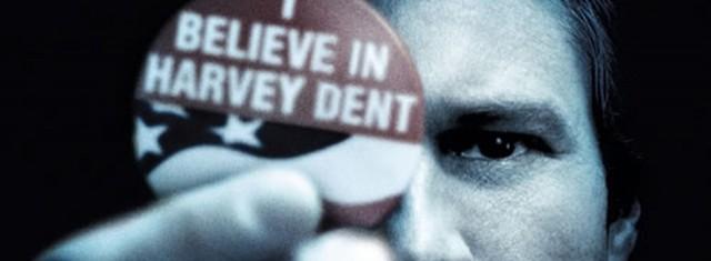 Ukonvensjonelle filmpostere hører med til den mystiske markedsføringen av nye storfilmer. (Foto: Warner Bros)