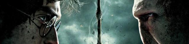 Harry Potter og Dødstalismanene del 2. (Foto: SF Norge)