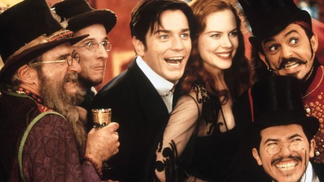 Fargesprakende livsglede i Moulin Rouge! (Foto: Twentieth Century Fox Norway).