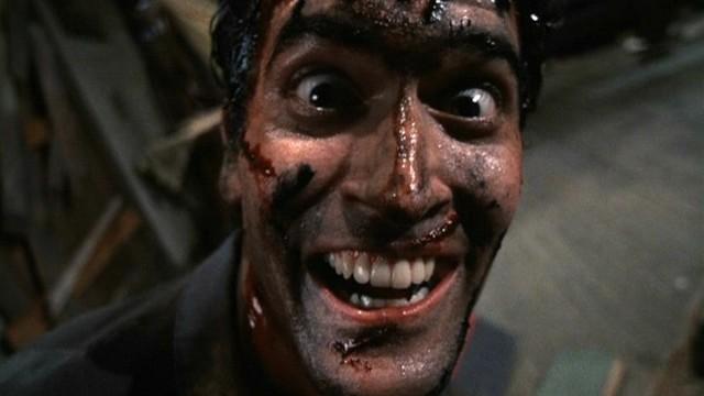 Evil Dead - Bruce Campell. (Foto: Sandrew Metronome)