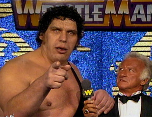 Andre the Giant (Foto: WWF/Arkiv)