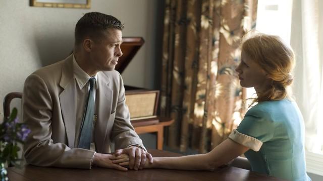Brad Pitt og Jessica Chastain i The Tree Of Life (Foto: SF Norge).