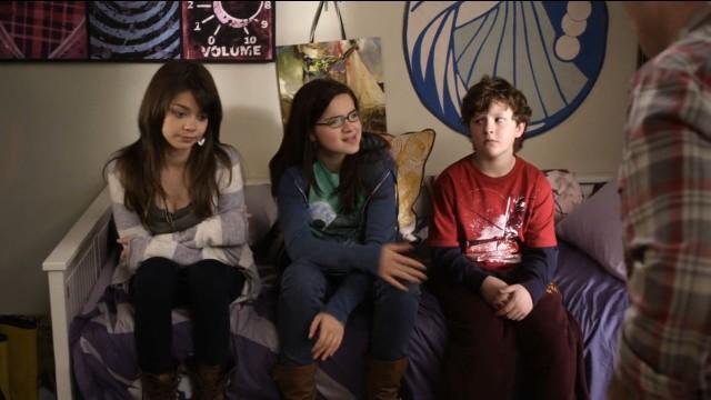 Dunfybarna; Haley, Alex og Luke. (Foto: SF Norge AS)