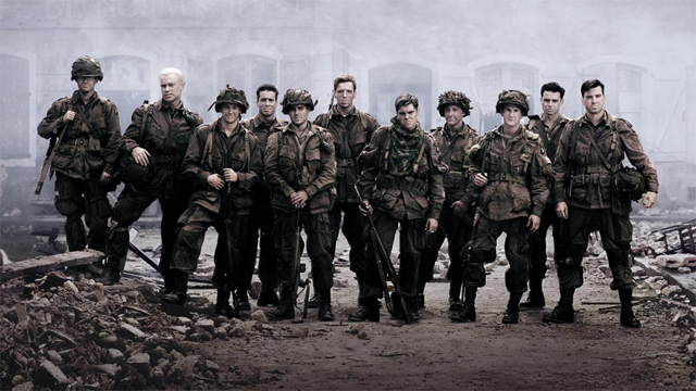 Band of Brothers (Foto: Warner Bros. Entertainment Norge AS)