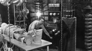 Den klassiske Dr. Frankenstein fra 1931. (Foto: Universal)