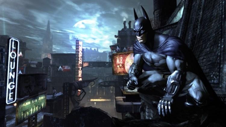 Batman: Arkham City. (Promofoto: Warner Bros. Interactive)