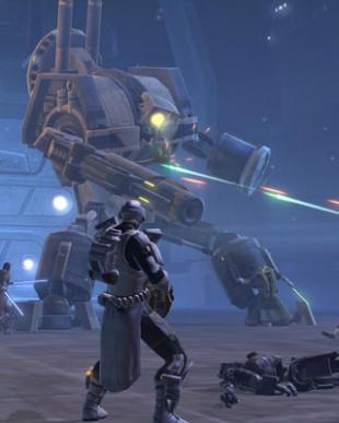 Vil Operations (Raids) og PvP være godt nok til å holde spillere i SW:TOR? Bilde fra The Eternity Vault (Foto: EA)