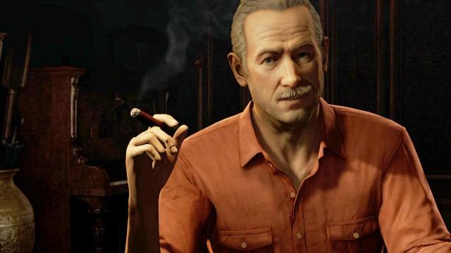 Uncharted 3: Drake's Deception. (Foto: Naughty Dog / Nordisk Film)