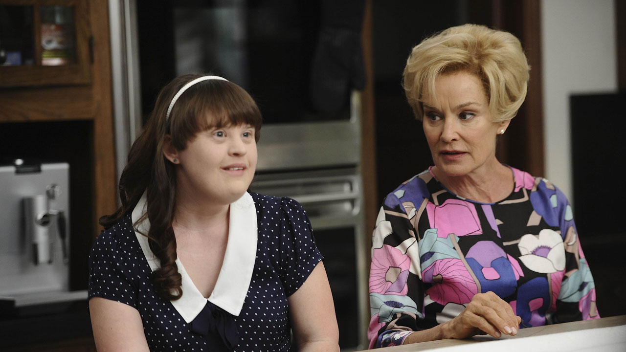 Image result for jamie brewer american horror story