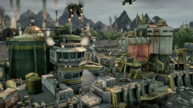 Fabrikker er effektive men skader øyas økosystem (Foto: Ubisoft)