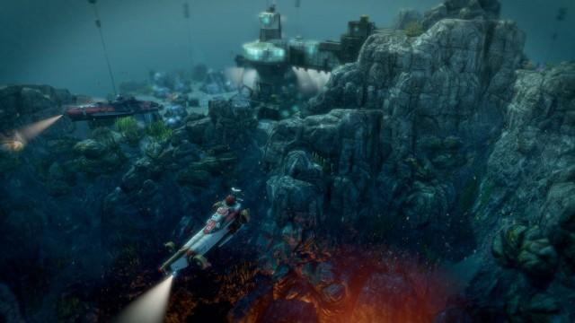 Tech-folket lar deg bygge industriparker under vann! (Foto: Ubisoft)