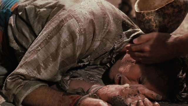 Gjett hvem som gir Charlton Heston vann i Ben-Hur (Foto: Warner Bros Home Entertainment).