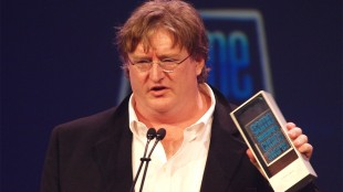 Gabe Newell. (CC BY 2.0 - GDC 2010)