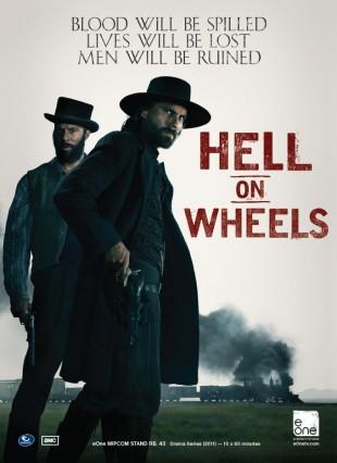 Hell on Wheels (Foto: AMC)