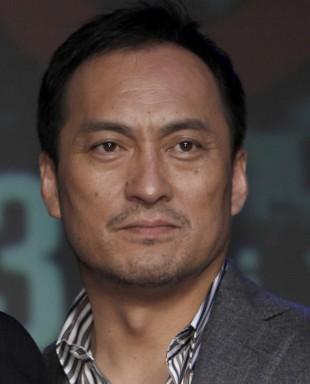 Ken Watanabe under promoteringen av 'Inception'. (AP Photo/Shizuo Kambayashi)