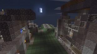 Skjermbilde fra Minecraft. (Foto: Mojang/Rune Håkonsen)