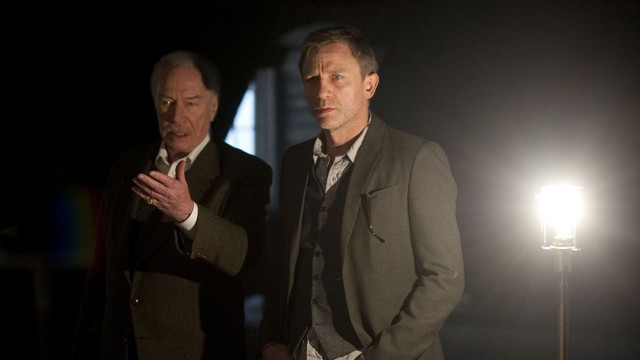 Christopher Plummer og Daniel Craig i The Girl With The Dragon Tattoo (Foto: The Walt Disney Company Nordic).