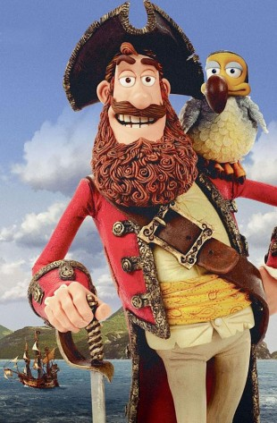 The Pirates! Band of Misfits (Foto: Sony Pictures Home Entertainment)