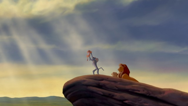 Løvenes Konge (Foto: The Walt Disney Company Nordic).