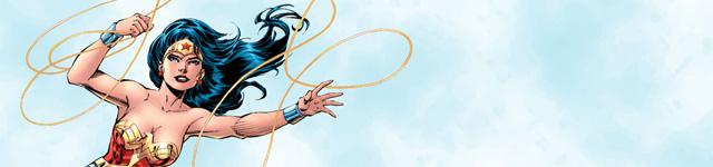 Wonder Woman (Foto: DC Comics)