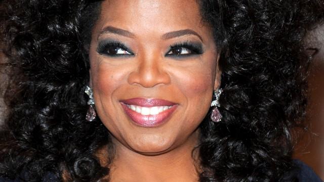 Oprah Winfrey. (Foto: AP/Evan Agostini)