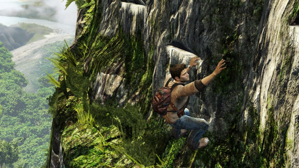 Uncharted: Golden Abyss. (Foto: SCEE)