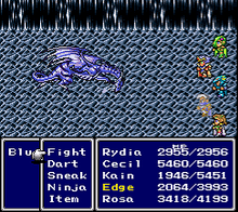 Final Fantasy IV - 1991. (Foto: Square Enix)