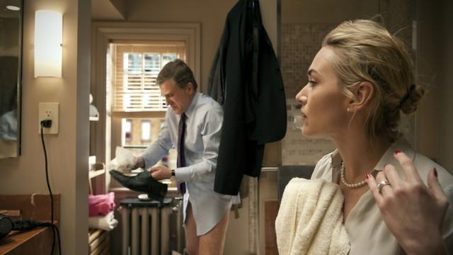 Christoph Waltz og Kate Winslet i Blodig alvor - Carnage (Foto: Norsk Filmdistribusjon).