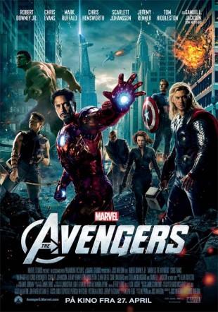 The Avengers (Foto: The Walt Disney Company Nordic).