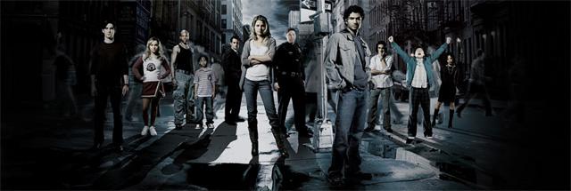 Heroes. (Foto: NBC)