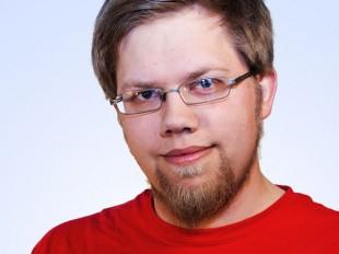 Andreas Hadsel Opsvik - Filmpolitiet. (Foto: Erlend Laanke Solbu / NRK)